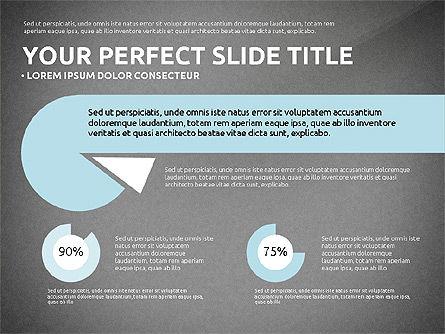 Neutral Light Presentation Concept, Slide 15, 02871, Presentation Templates — PoweredTemplate.com