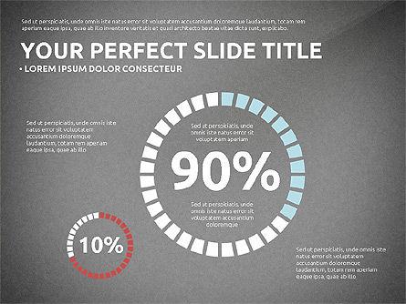 Neutral Light Presentation Concept, Slide 16, 02871, Presentation Templates — PoweredTemplate.com