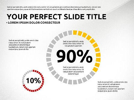 Neutral Light Presentation Concept, Slide 8, 02871, Presentation Templates — PoweredTemplate.com