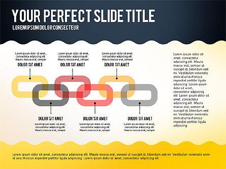 Vivid Data Driven Presentation Template, Slide 6, 02872, Data Driven Diagrams and Charts — PoweredTemplate.com