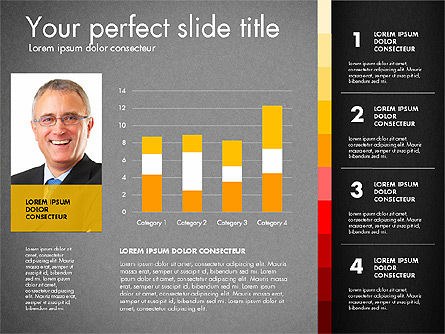 Team Presentation Template, Slide 12, 02873, Presentation Templates — PoweredTemplate.com