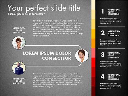 Team Presentation Template, Slide 13, 02873, Presentation Templates — PoweredTemplate.com