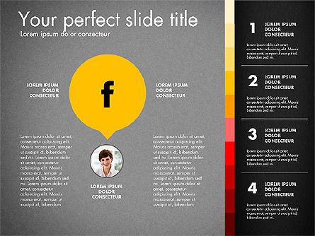 Team Presentation Template, Slide 15, 02873, Presentation Templates — PoweredTemplate.com