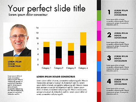 Team Presentation Template, Slide 4, 02873, Presentation Templates — PoweredTemplate.com