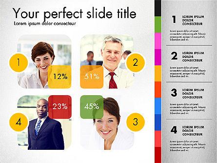 Team Presentation Template, Slide 6, 02873, Presentation Templates — PoweredTemplate.com