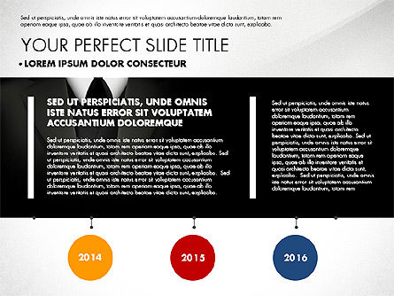 Presentation Templates: Pitch Deck Presentation Concept #02874