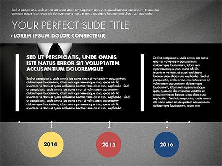 Pitch Deck Presentation Concept, Slide 9, 02874, Presentation Templates — PoweredTemplate.com