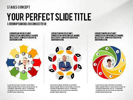 Presentation Template Stages Slide 2