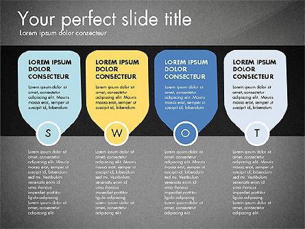 SWOT Presentation Template, Slide 16, 02879, Business Models — PoweredTemplate.com