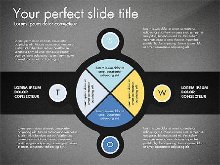 SWOT Presentation Template, Slide 9, 02879, Business Models — PoweredTemplate.com