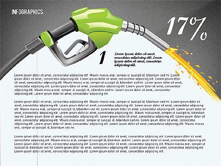 Bio Fuel Infographics, Slide 10, 02880, Infographics — PoweredTemplate.com