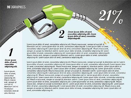 Bio Fuel Infographics, Slide 11, 02880, Infographics — PoweredTemplate.com