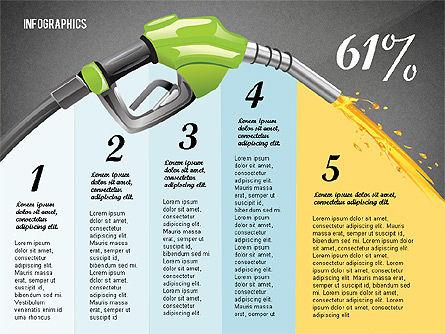 Bio Fuel Infographics, Slide 14, 02880, Infographics — PoweredTemplate.com