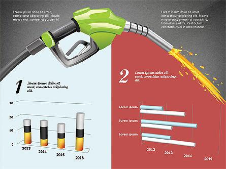 Bio Fuel Infographics, Slide 16, 02880, Infographics — PoweredTemplate.com