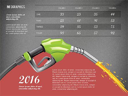 Bio Fuel Infographics, Slide 9, 02880, Infographics — PoweredTemplate.com