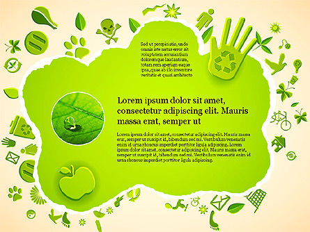 Presentation Templates: Sustainability Presentation Template #02882