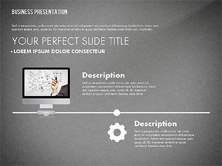 Time Money Result Concept, Slide 13, 02888, Business Models — PoweredTemplate.com