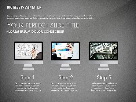 Time Money Result Concept, Slide 15, 02888, Business Models — PoweredTemplate.com