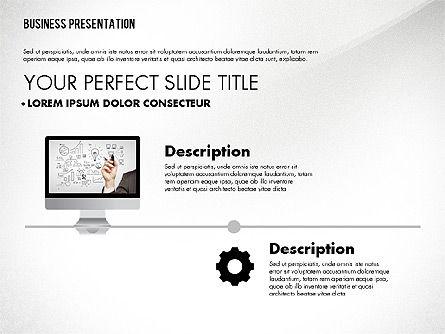 Time Money Result Concept, Slide 5, 02888, Business Models — PoweredTemplate.com
