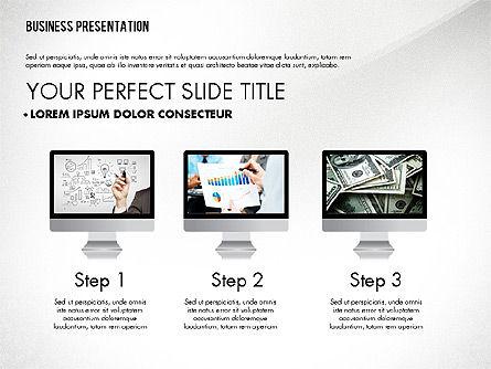 Time Money Result Concept, Slide 7, 02888, Business Models — PoweredTemplate.com