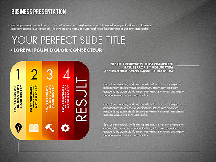 Time Money Result Concept, Slide 9, 02888, Business Models — PoweredTemplate.com