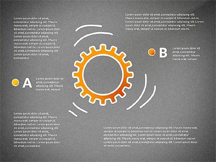 Teamwork Presentation Concept in Sketch Style, Slide 15, 02895, Presentation Templates — PoweredTemplate.com