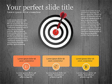 Target Concept, Slide 10, 02902, Business Models — PoweredTemplate.com