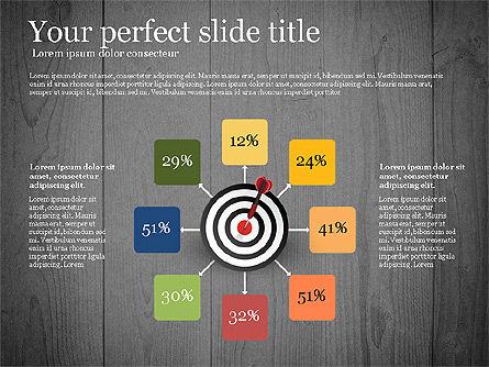 Target Concept, Slide 12, 02902, Business Models — PoweredTemplate.com