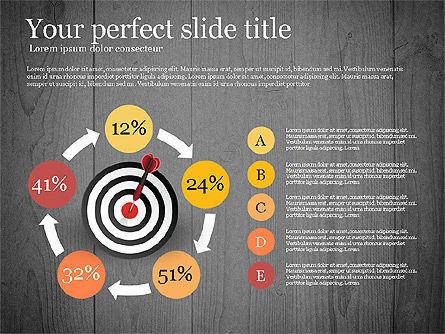 Target Concept, Slide 13, 02902, Business Models — PoweredTemplate.com