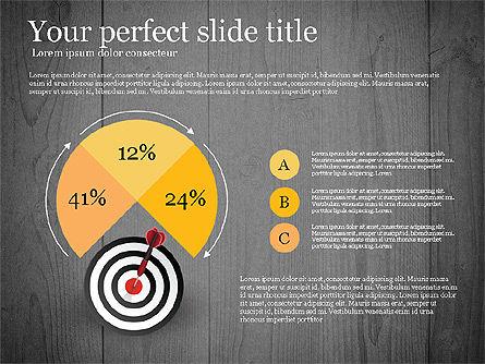 Target Concept, Slide 14, 02902, Business Models — PoweredTemplate.com