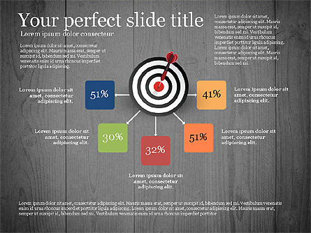 Target Concept, Slide 15, 02902, Business Models — PoweredTemplate.com