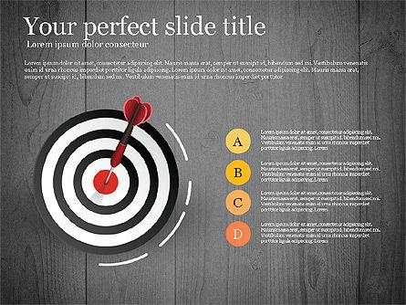 Target Concept, Slide 16, 02902, Business Models — PoweredTemplate.com