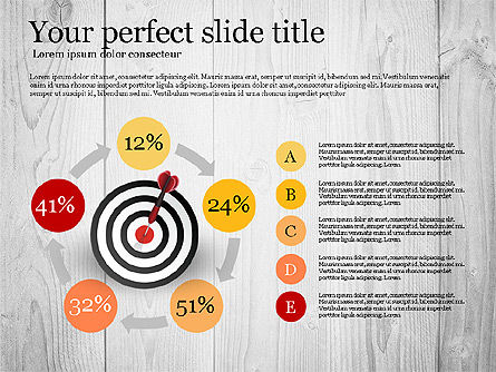 Target Concept, Slide 5, 02902, Business Models — PoweredTemplate.com