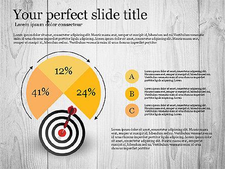 Target Concept, Slide 6, 02902, Business Models — PoweredTemplate.com