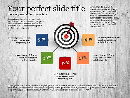 Target Concept, Slide 7, 02902, Business Models — PoweredTemplate.com