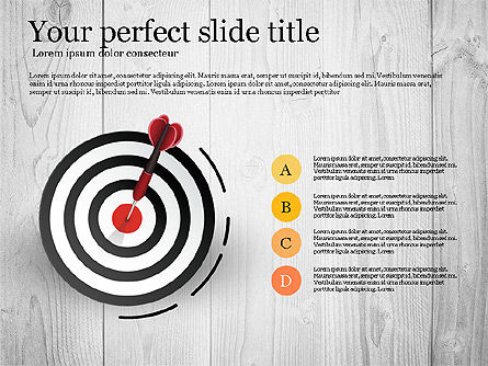 Target Concept, Slide 8, 02902, Business Models — PoweredTemplate.com