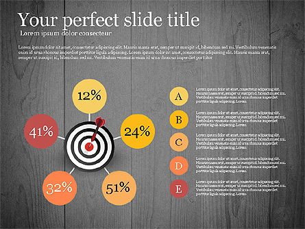 Target Concept, Slide 9, 02902, Business Models — PoweredTemplate.com