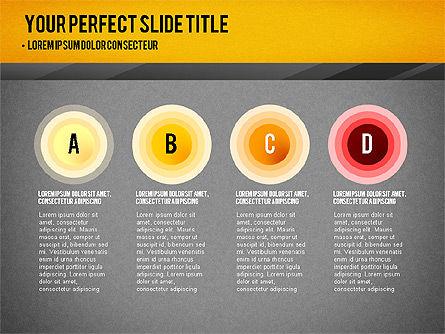 Presentation with Timeline and Stages, Slide 15, 02906, Presentation Templates — PoweredTemplate.com