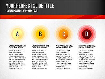 Presentation with Timeline and Stages, Slide 7, 02906, Presentation Templates — PoweredTemplate.com