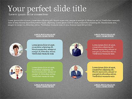 Business Concept Presentation Template, Slide 10, 02910, Presentation Templates — PoweredTemplate.com
