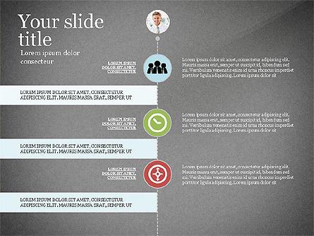Business Concept Presentation Template, Slide 11, 02910, Presentation Templates — PoweredTemplate.com