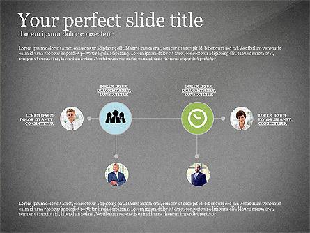 Business Concept Presentation Template, Slide 12, 02910, Presentation Templates — PoweredTemplate.com
