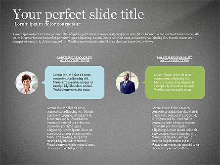 Business Concept Presentation Template, Slide 13, 02910, Presentation Templates — PoweredTemplate.com