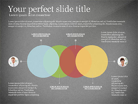 Business Concept Presentation Template, Slide 15, 02910, Presentation Templates — PoweredTemplate.com