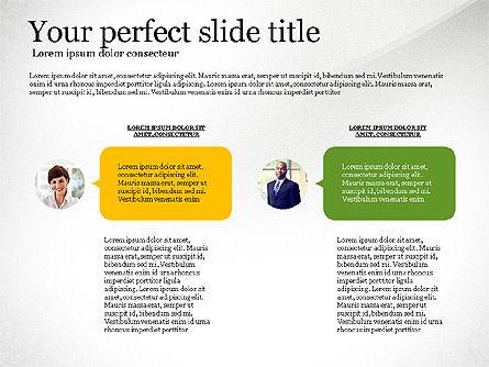 Business Concept Presentation Template, Slide 5, 02910, Presentation Templates — PoweredTemplate.com