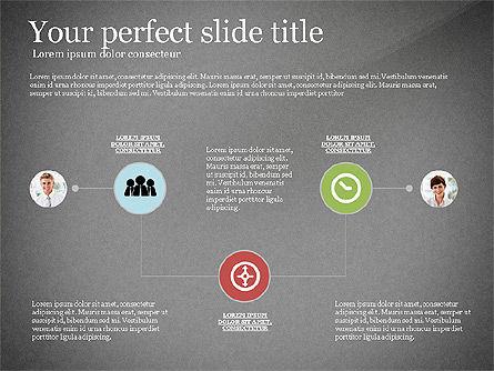 Business Concept Presentation Template, Slide 9, 02910, Presentation Templates — PoweredTemplate.com