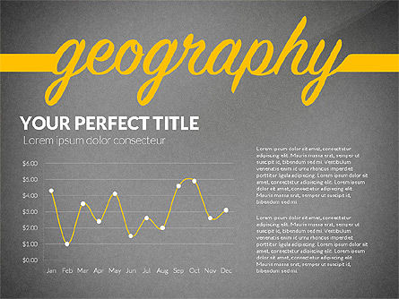 Education Report with Data Driven Charts Concept, Slide 15, 02914, Education Charts and Diagrams — PoweredTemplate.com