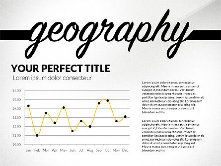 Education Report with Data Driven Charts Concept, Slide 7, 02914, Education Charts and Diagrams — PoweredTemplate.com