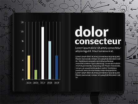 SWOT Analysis Creative Presentation Template, Slide 11, 02915, Business Models — PoweredTemplate.com