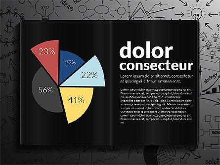 SWOT Analysis Creative Presentation Template, Slide 12, 02915, Business Models — PoweredTemplate.com